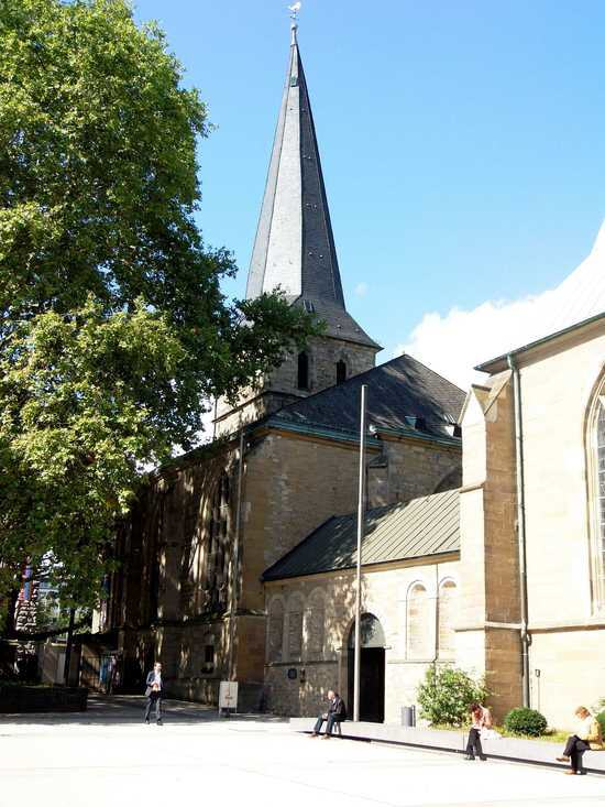 Essen-City - Domkirche