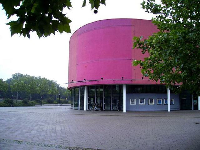 Duisburg - Theater am Marientor